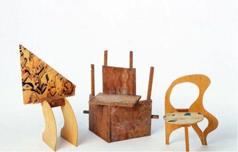 """La Mostra """"Il design italiano oltre le crisi Autarchia, austerità, autoproduzione"""" in Triennale"""