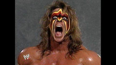 Ultimate Warrior - foto WWE