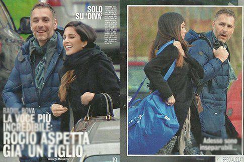Raoul e Rocio a passeggio - Foto Diva e Donna