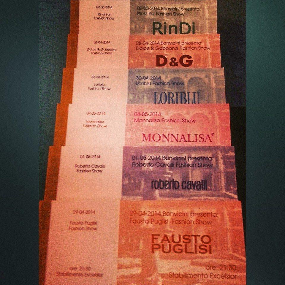 Montecatini Fashion Week 2
