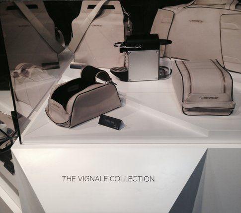 Gli accessori lifestyle della Vignale Collection