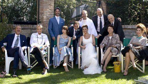 Gli invitati di Ti sposo ma non troppo- credits Livia Scaramuzzino Teodora Film