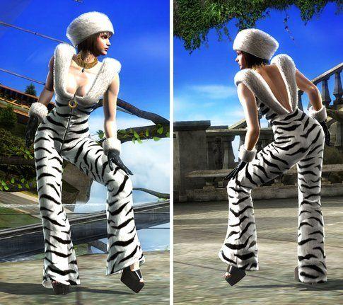 Una signora che si fa notare (fonte Multiplayer.it)