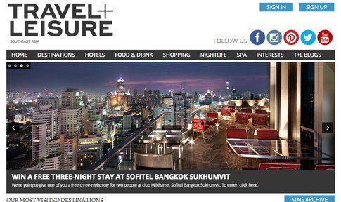 Travel + Leisure Asia