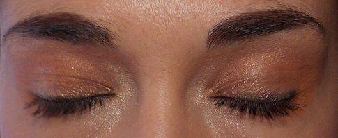 Il make-up in dettaglio