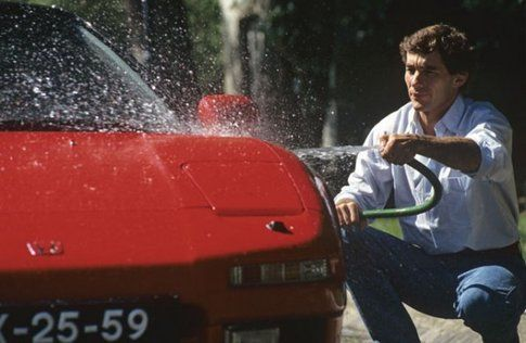 Ayrton Senna - foto da movieplayer.it