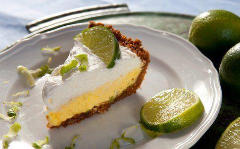 Key Lime Pie, blog Un'americana in cucina.