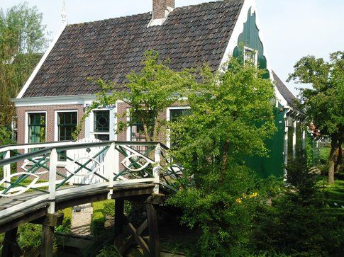 Zaanse Schans - Foto: Parliamodiviaggi