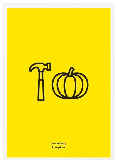Smashing Pumpkins, Rock Band Icons