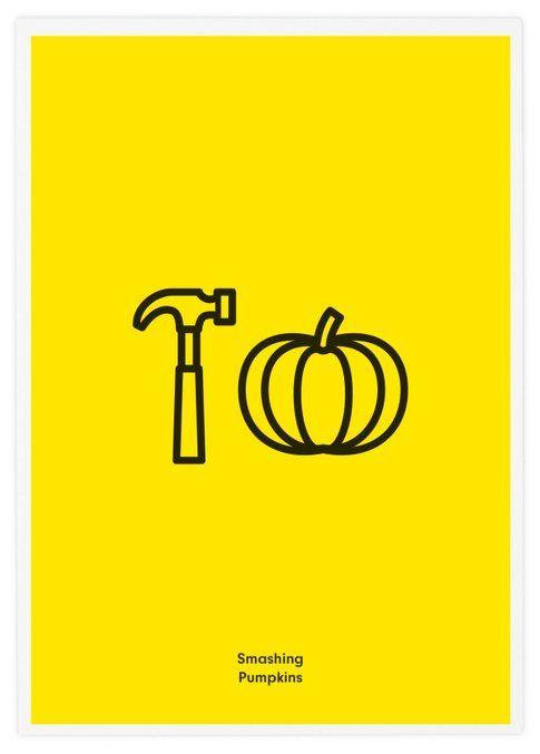 Smashing Pumpkins, Rock Band Icons
