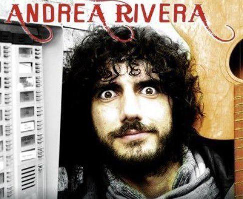 Andrea Rivera - foto Facebook ufficiale