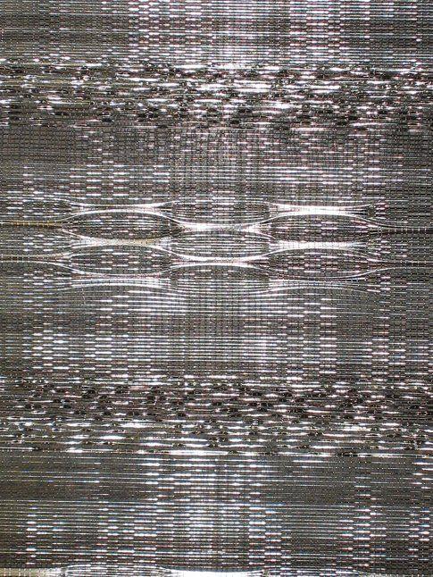 METALLIC LIGHTS. Luc Druez per LcD Textile Edition