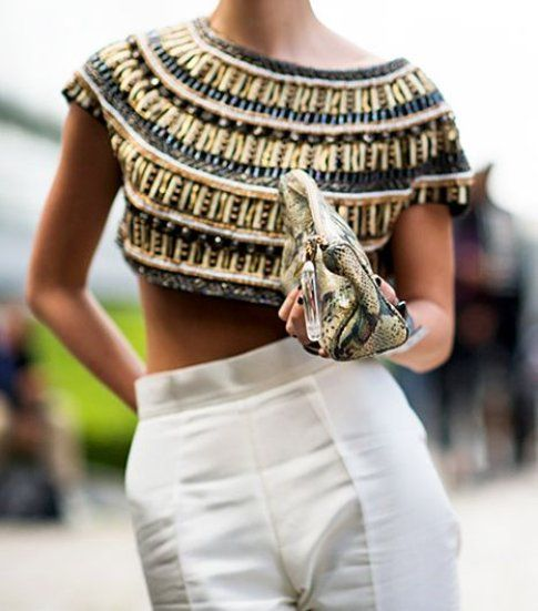 Crop Top urban