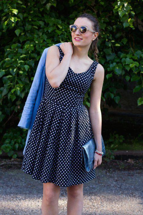 Outfit da Cerimonia: la nostra proposta per maggio! - Il look di Carlotta (abito Pinko)
