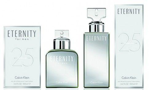 Calvin Klein Eternity 25 Anniversary Edition