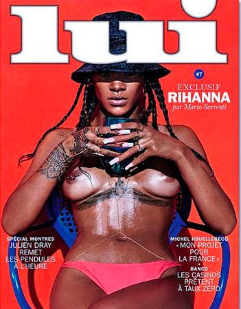 Rihanna contro Instagram: vincerà la cantante o il social?