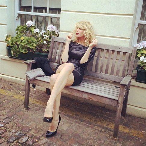 Alessia Marcuzzi - Foto Instagram