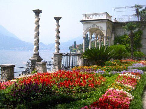Giardini di Villa Monastero - foto di Elisa Chisana Hoshi