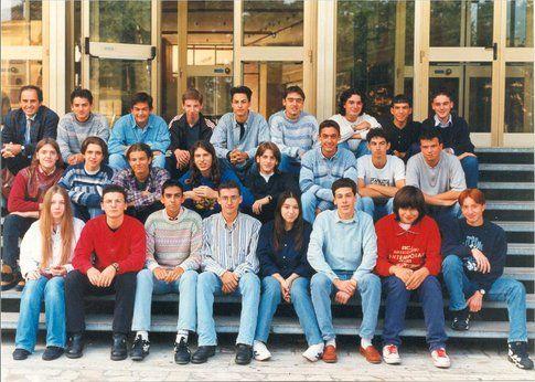 Foto di gruppo anni '90