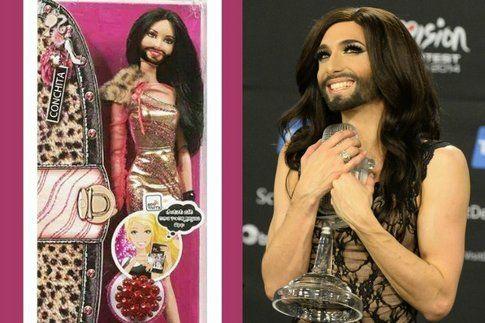 La Barbie Conquita