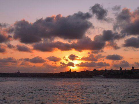 I tramonti di Uskudar - foto di Elisa Chisana Hoshi