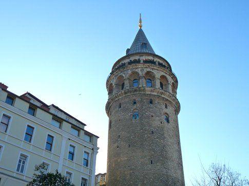 La torre di Galata - foto di Elisa Chisana Hoshi