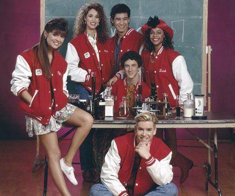 Bayside School- foto da pagina facebook della serie