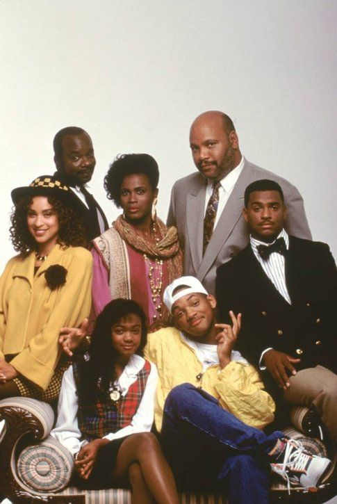 Willy, il principe di Bel Air - foto da pagina facebook della serie