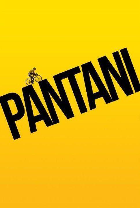 """Locandina """"Pantani. Più alta è la vetta, più dura la caduta"""" - immagine da ufficio stampa Cielo TV"""