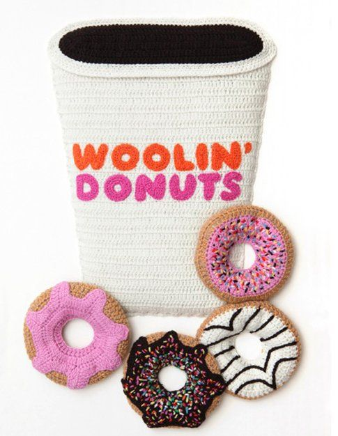 Kate Jenkins Woolin' Donuts