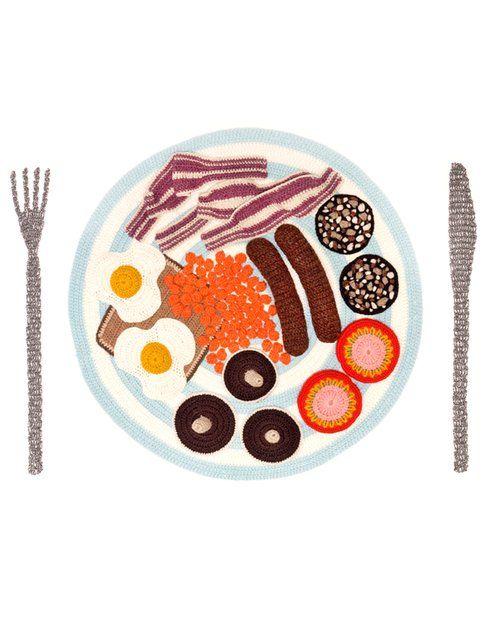 Kate Jenkins Fried Breakfast