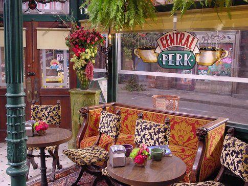 Friends. Central Perk