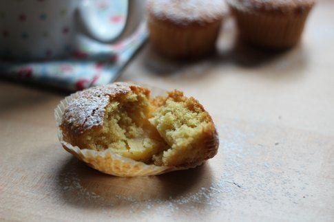 la ricetta dei muffin all'ananas