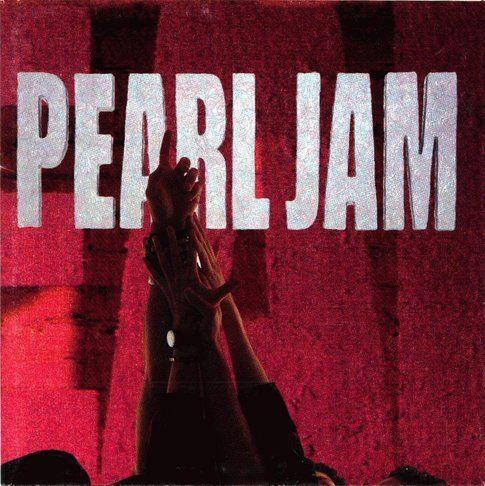 Cover di Ten dei Pearl Jam
