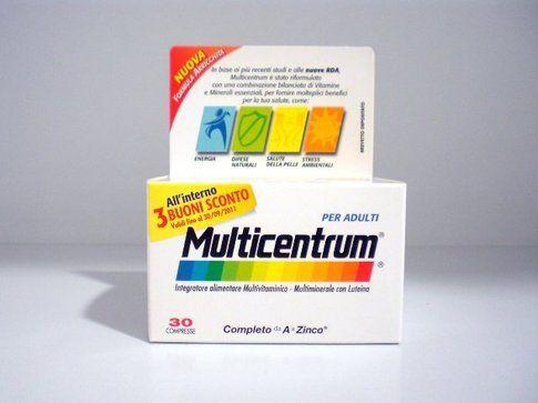 Multicentrum, integratore alimentare per rafforzare le unghie