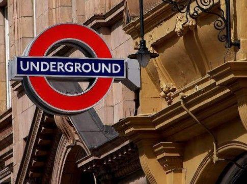 la metro di Londra