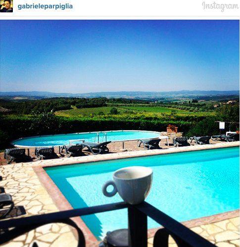 Foto Instagram Gabriele Parpiglia