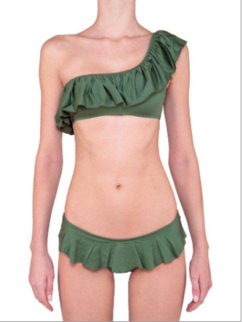 Bikini con Frou Frou Je M'en Fous