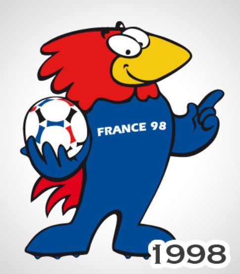 Footix, Francia 1998