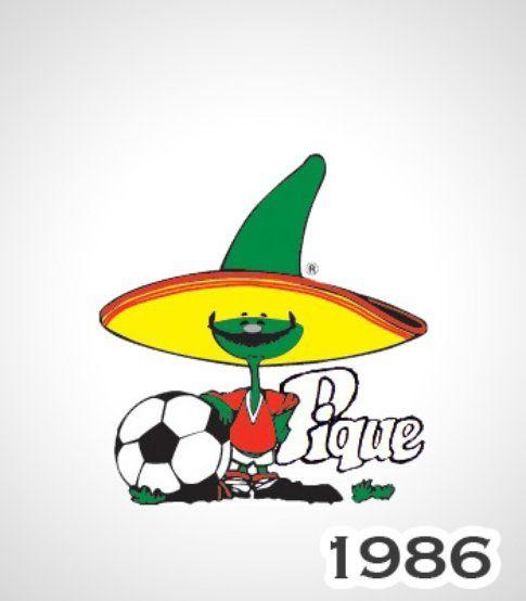 Pique, Messico 1986