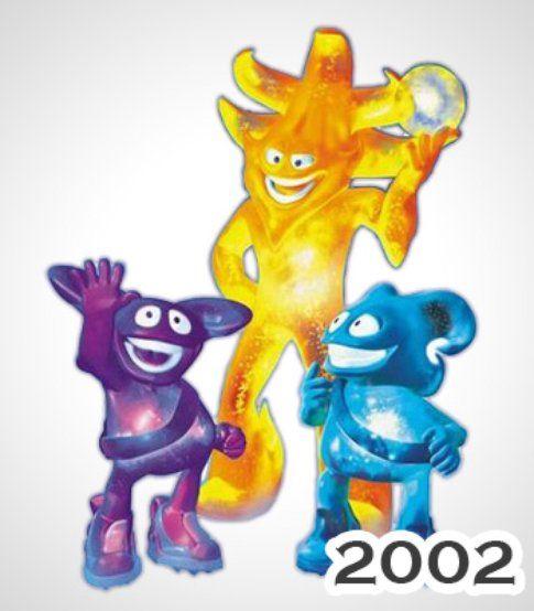 Gli Spherix, Corea - Giappone 2002