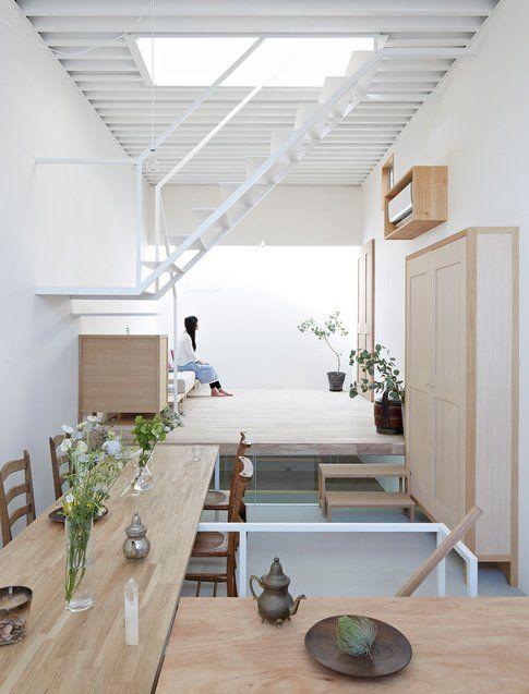 sala pranzo - living
