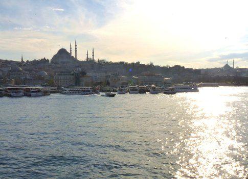 Da Istanbul alle Isole dei Principi - foto di Elisa Chisana Hoshi