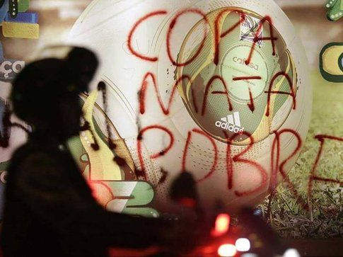 Coppa del mondo Brasile  -Foto by http://revolution-news.com/