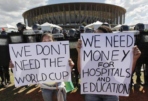 In Brasile - Foto by http://revolution-news.com/