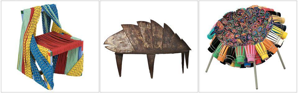 Design brasiliano in mostra