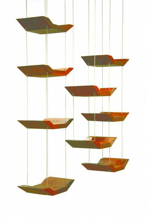 Pássaros shelves, Zanini de Zanine 2008 photo: Zanini de Zanine