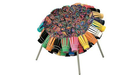 Sushi Chair, Campana Brothers 2003