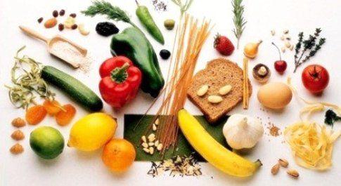 Cibi Brucia Grassi: frutta, verdura e cereali - fonte: Wikipedia
