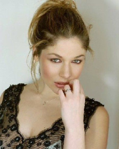 Sarah Felberbaum - moglie De Rossi